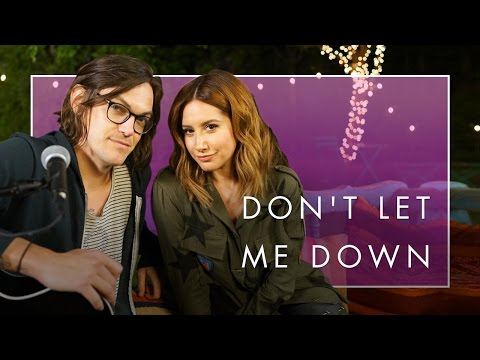 Don't Let Me Down (The Chainsmokers Cover)