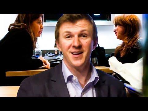 CRINGE: James O'Keefe CAUGHT Trying to Set Up Washington Post (VIDEO)