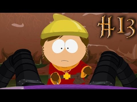 ABORTION INSIDE GAY MANS BUTTHOLE – South Park: The Stick of Truth – Part 13