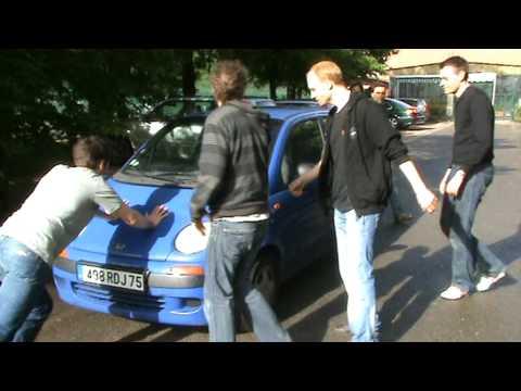 comment on demarrer une voiture