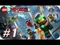La Lego Ninjago Pelicula El Videojuego Gameplay Espa ol