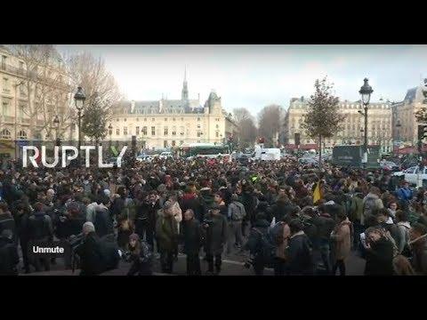 Французы тоже скачут Online трансляция