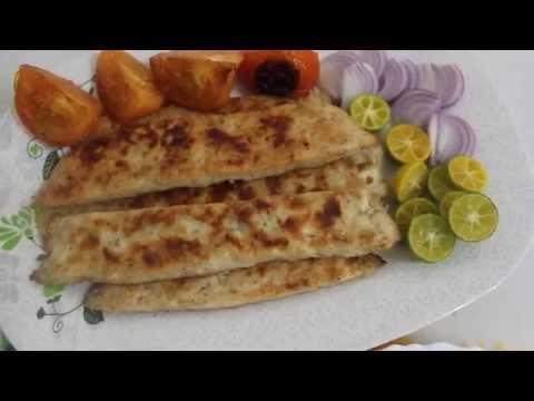 کباب کوبیده مرغ ( تابه ای )
