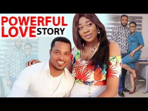 Powerful Love Story Full Movie - Mercy Johnson & Van Vicker Latest Nigerian Nollywood Movie