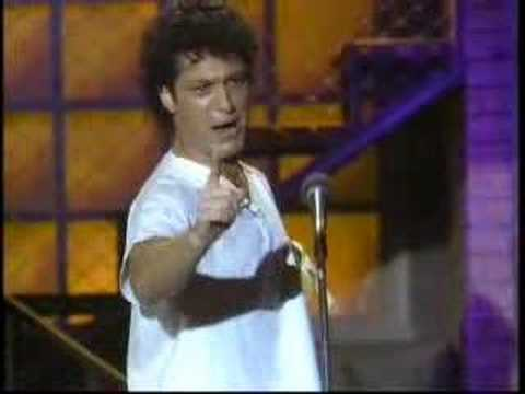 Howie - Howie Mandel's first TV appearance on The 6th Annual Young Comedians Show. Introduction by Tom Smothers.