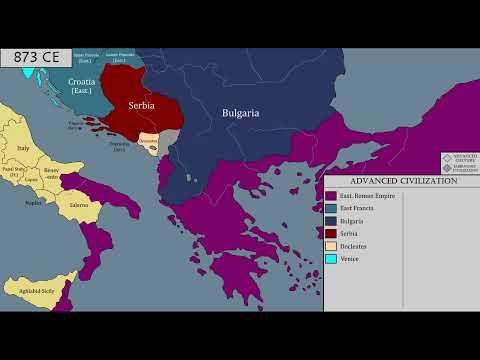 The History of the Balkan Peninsula