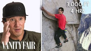 "Video How They Filmed the First El Capitan Climb With No Ropes in ""Free Solo"" 