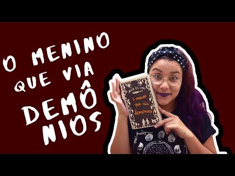 Resenha - O MENINO QUE VIA DEMÔNIOS