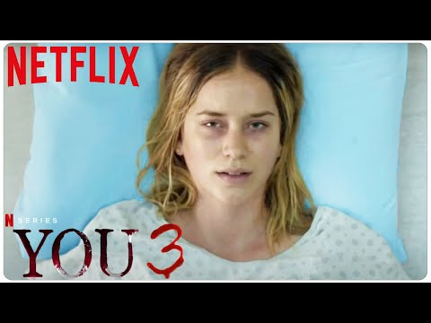 YOU Season 3 Teaser (2021) With Penn Badgley & Elizabeth Lail