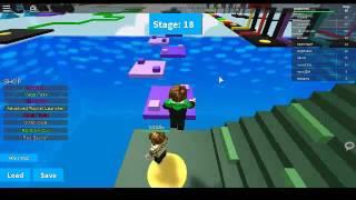 link do mapa : http://web.roblox.com/games/334844517/REVAMPED-The-Mega-Fun-Easy-Obby-333