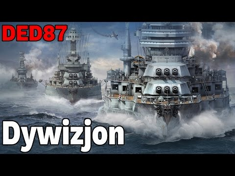 Dywizjon z PureSense #1  - World of Warships