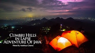Ponorogo Indonesia  City pictures : Cumbri Hills in Lapse and Aerial [Ponorogo Indonesia]