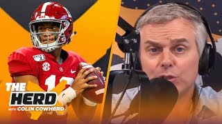 Tua Tagovailoa details his recovery, time at Alabama with Saban, Draft prep & more | NFL | THE HERD by Colin Cowherd
