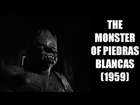 The Monster Of Piedras Blancas (1959) VOSTFR  - Film Complet