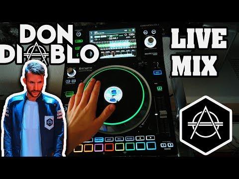 Don Diablo Live Mix [Warning: EPIC]  Future House/Bounce