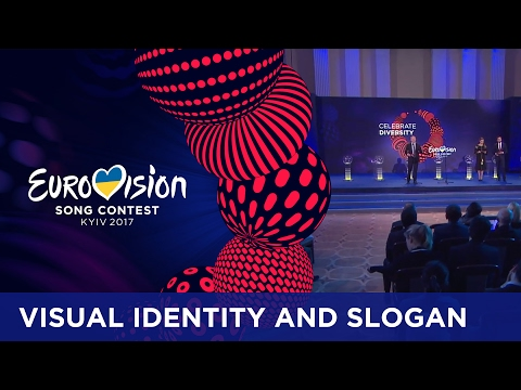 Украина представила эмблему и слоган «Евровидения-2017»