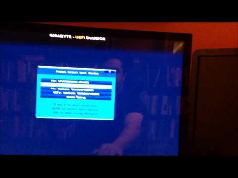 Hackintosh Ivy Bridge 10.8 Failed Boot (видео)