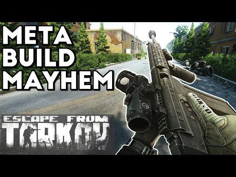 Meta Build Mayhem - Escape From Tarkov