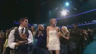 Taylor Swift Wins Female Artist Of The Year At The People's Choice Awards 2010 HD.wmv