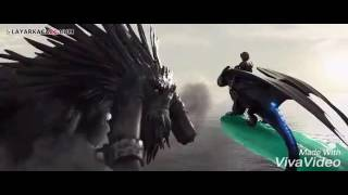 Video How To Train Your Dragon 2:Toothless VS Evil Alpha MP3, 3GP, MP4, WEBM, AVI, FLV Juni 2018