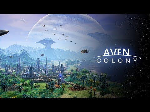 Aven Colony | New Sci-fi City Builder Announced ► Discussion / Gameplay Footage