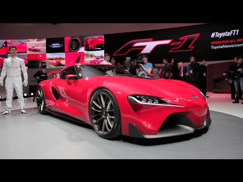 TOYOTA CONCEPT CAR - http://www.autoguide.com/auto-news/2014/01/toyota-ft-1-concept-rwd-stunner.html Toyota is making big waves at day one of the 2014 North American Internationa...