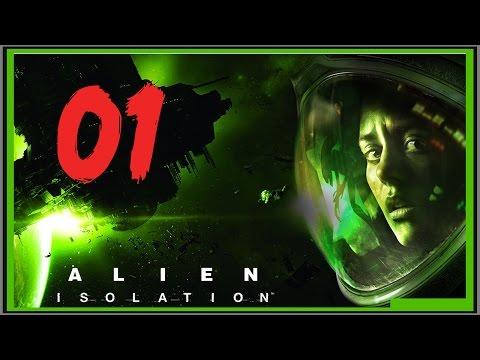 Alien: Isolation [01] Ностальгия