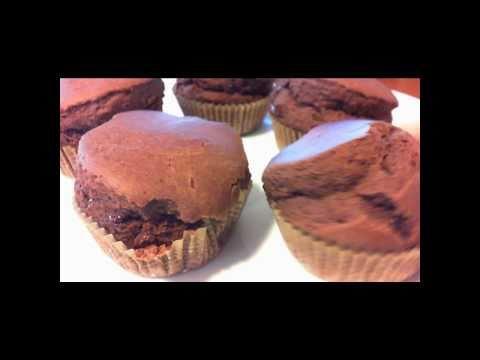 vegan muffin - ricetta