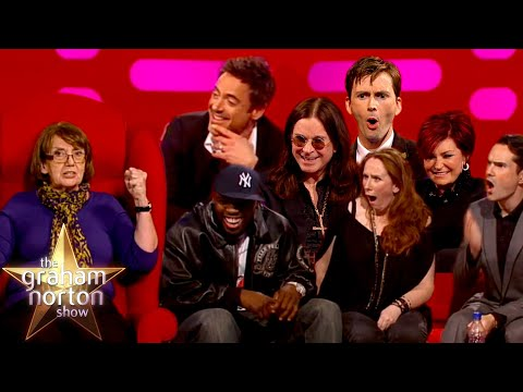 The FIRST EVER Red Chair Stories On The Graham Norton Show