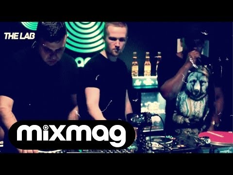 CRITICAL MUSIC in The Mixmag Lab (Kasra, Ivy Lab & Foreign Concept)