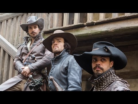 The Musketeers Season 1 (Teaser)