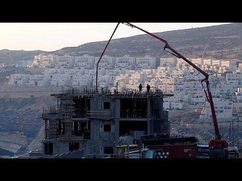 Το Ισραήλ «παγώνει» τους εποικισμούς λόγω Ομπάμα