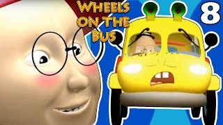Wheels On The Bus Part 8 with 15 mins Compilation forms the best Kids Rhymes with Animated Videos For Kids available on Rhymes HeroAlso watch gameplay and walkthrough. Enjoy this video as toys come to life! This video targets children, stimulating their imagination with the help of colorful objects. Each episode will help the child develop his or her creativity and logical reasoning. Subscribe: https://www.youtube.com/channel/UCcttXUYRoTqVN6j4oiDysHwLike: https://www.facebook.com/pages/Rhymes-Hero/1086852778013719