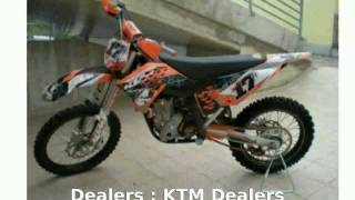 1. 2010 KTM SX 450 F - Features & Details