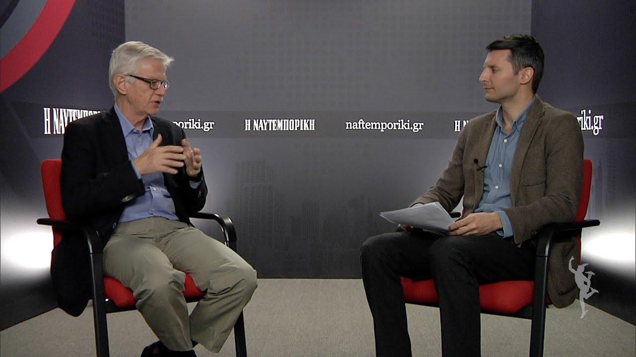 Αρίστος Δοξιάδης στη «Ν»: Πώς οδηγούμε τη διαπραγμάτευση σε φόρους