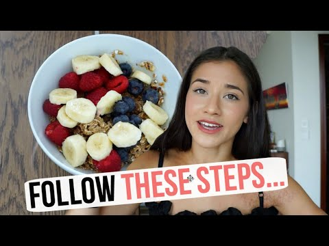How To Portion BREAKFAST in Anorexia Recovery