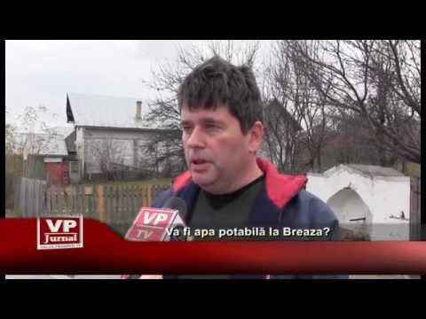 Va fi apa potabila la Breaza?