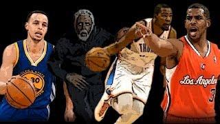 Top 100 crossovers of NBA 2013-14 season