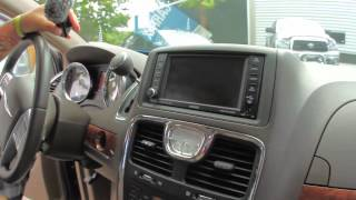 Autoline's 2011 Chrysler Town&Country Touring Walk Around Review Test Drive