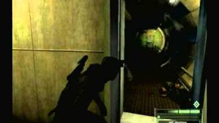 Splinter Cell Chaos Theory Kokubo Sosho, Mission 10, Part 3 of 3, Expert Diff., PS2