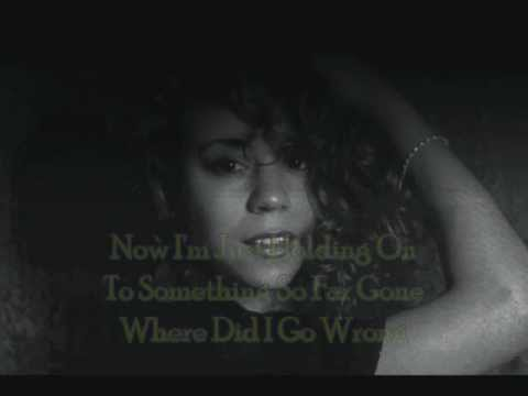 Mariah Carey-Just To Hold You Once Again(with Onscreen Lyrics)
