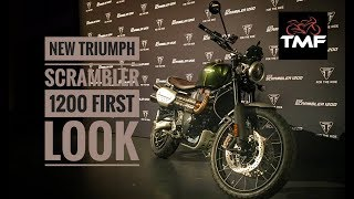 8. 2019 Triumph Scrambler 1200 First Look Review