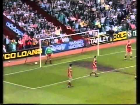 Liverpool 0-2 Arsenal Title Decider 1989 Live Footage