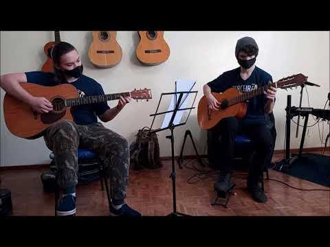 Aula de música 2 - Professor - Adriano Kronbauer