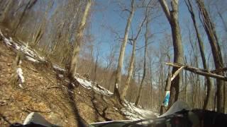 4. 2010 Husqvarna TXC 250, Ridersville Testing Grounds Part 1