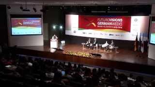 VÍDEO: Cidade Administrativa reúne especialistas para debater tecnologias sustentáveis