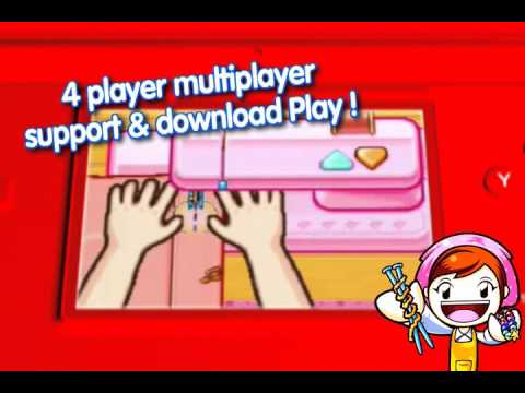 Cooking Mama World: Hobbies & Fun Trailer
