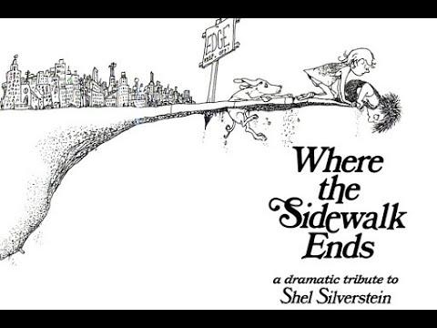 Where the Sidewalk Ends By Shel Silverstein | Read Along