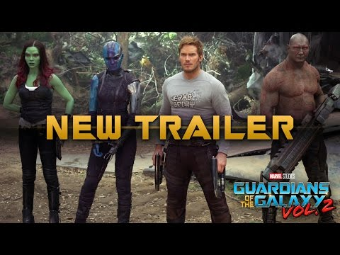 'Guardians of the Galaxy Vol. 2' - Trailer #2