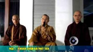 Phật Tích Ấn Độ 1: Ý Nghĩa Chiêm Bái Phật Tích - Thích Nhật Từ